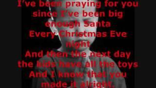 Billys Christmas Wish - Red Sovine - With Lyrics