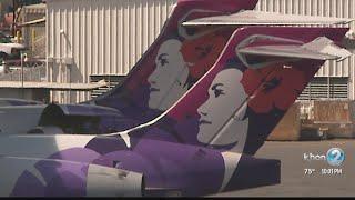 Hawaiian Airlines RETIRES Final Boeing 767