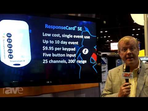 InfoComm 2013: Turning Technologies Details The Response Card SE