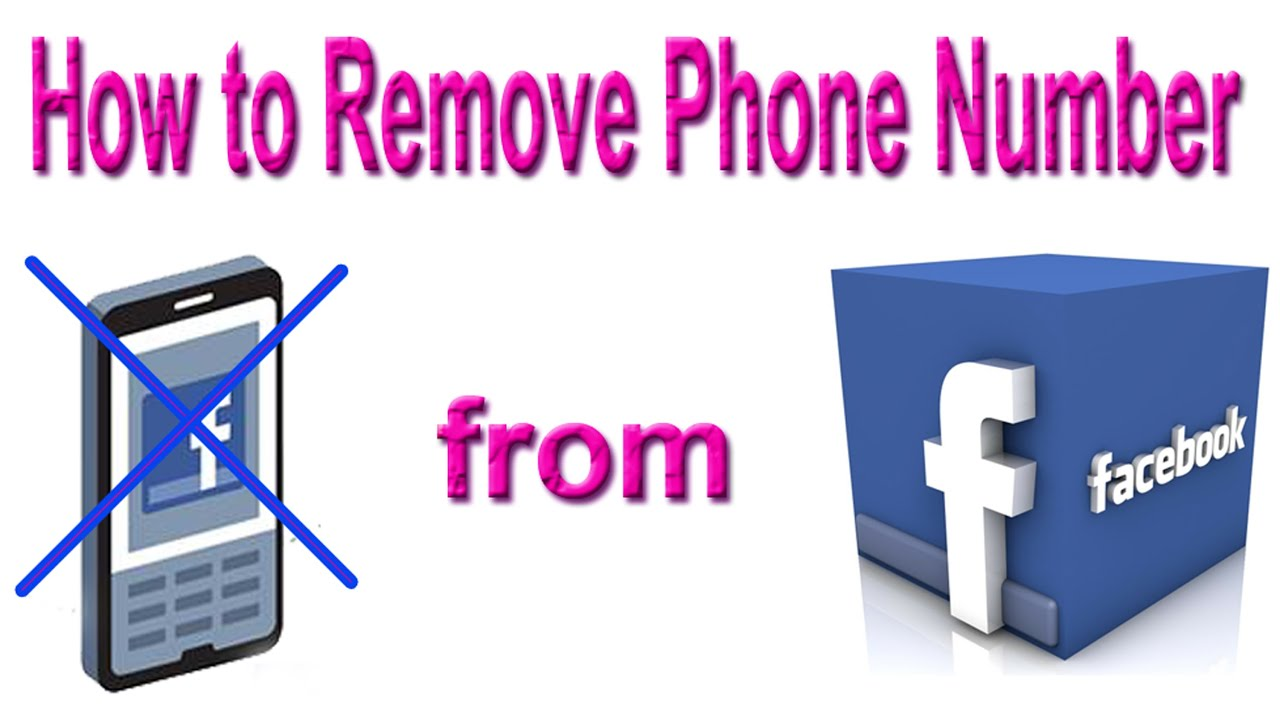how to delete people on.facebook phone