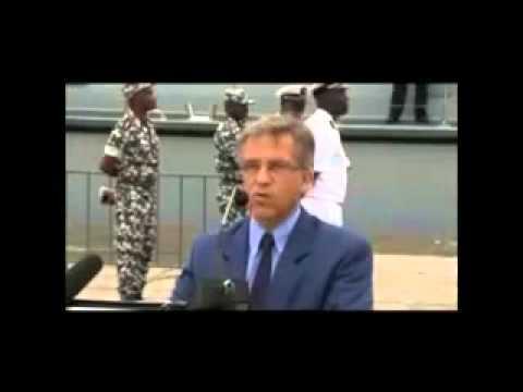 Navire de Combat livré à la marine Ivoirienne