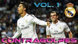 Contragolpes Real Madrid 2014/2015 Vol.1 [HD]