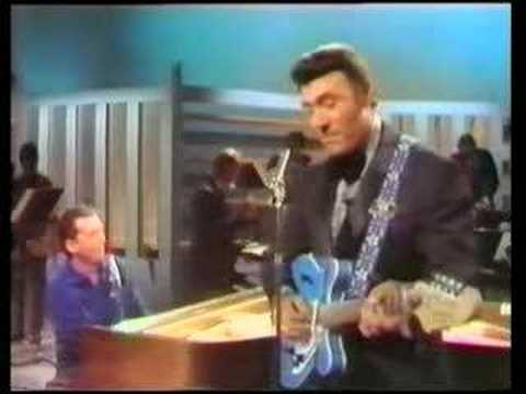 Jerry Lee Lewis &amp; Carl Perkins - Mean Woman Blues/Blue Suede