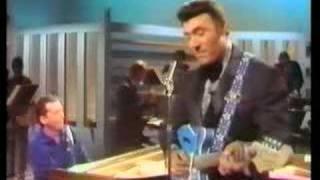 Watch Carl Perkins Mean Woman Blues video