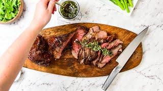 Budget Keto Carnivore - Brazilian Picanha Churrasco Steak Recipe  - Juiciest Rump Cap (ZERO Carb)