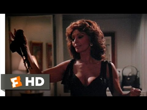 Italian Strip Tease - Ready to Wear (9/10) Movie CLIP (1994) HD