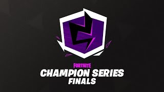 Fortnite Champion Series Season X Finals - Day 3 LIVE