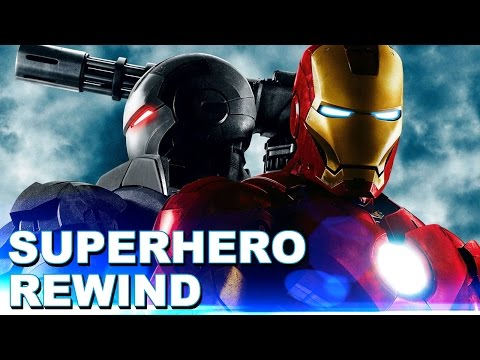 Superhero Rewind: Iron Man 2 Review