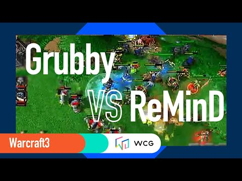 [2010 GF]Warcraft III: Final/Set2- Grubby(NL) vs. ReMinD(KR) /English