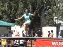 Shawnell Tolliver 5th Place 2008 Women's US Open Footbag