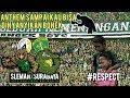 RESPECT !! Bonek Menyanyikan Anthem Sampai Kau Bisa Aksi Solidaritas kepada BCS dan Slemania