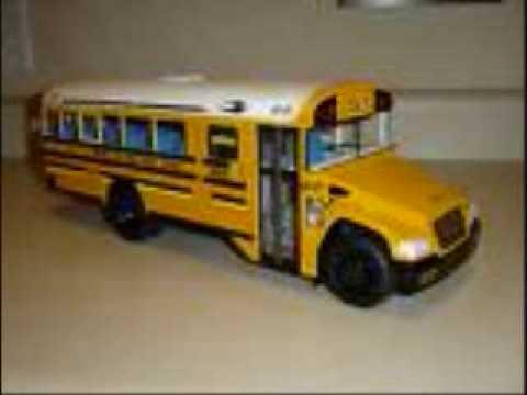 Blue Bird Bus >> Blue Bird school buses - YouTube