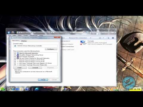 [How To] Play PS2 Games Off Network Using Crossover Cable and OPL v.9 Tutorial!