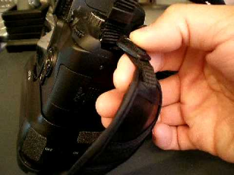 Hand Strap for Nikon DSLR camera D40 D40x D60