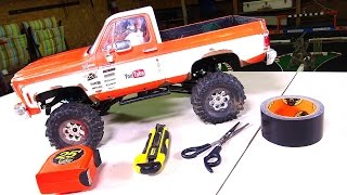 Making Wheel Wells - The Cheap & Easy Way! Only PENNiES to Construct.. | RC ADVENTURES