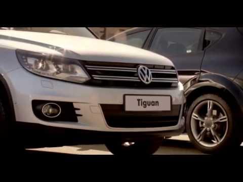 Реклама Volkswagen Tiguan - Park Assist (Commercial 2012)
