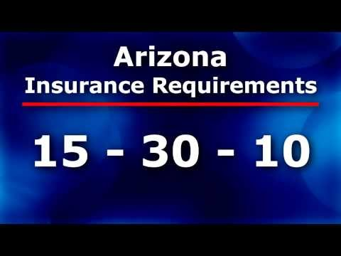 Car Insurance AZ - Arizona State Minimum Car Insurance