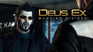 System Rift Launch Trailer - Deus Ex: Mankind Divided