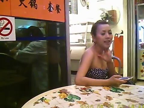 Notty Video 002 : A Very Gorgeous & Good Looking Vietnamese Having Good Biz In Singapore