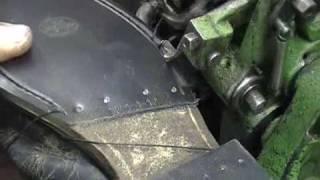 Resin Sole Repair www.pickupmyrepair.co.uk