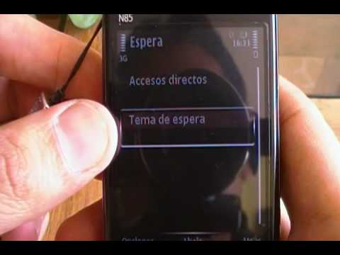 Analizando al nokia N85 Part 1/3