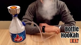 How to Make a Hookah using Thums Up Bottle - Homemade