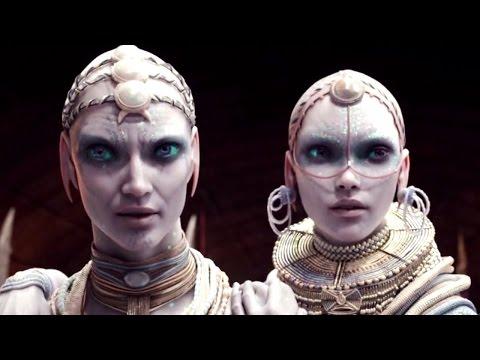 Валериан и город тысячи планет — Русский трейлер #2 (2017)