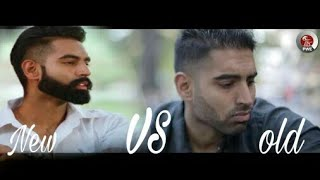 Old Pics vs new pics of parmish verma.by Shahid World.