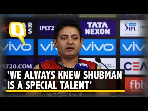 IPL 2018| We at KKR Always Knew Shubman Is a Special Talent: Piyush Chawla | The Quint