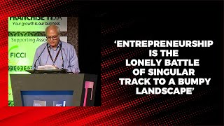 Entrepreneurship is the lonely battle of