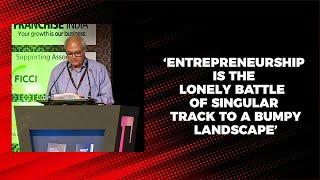 Entrepreneurship is the lonely battle of