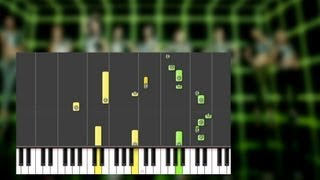 Girls' Generation - Galaxy Supernova (Piano)