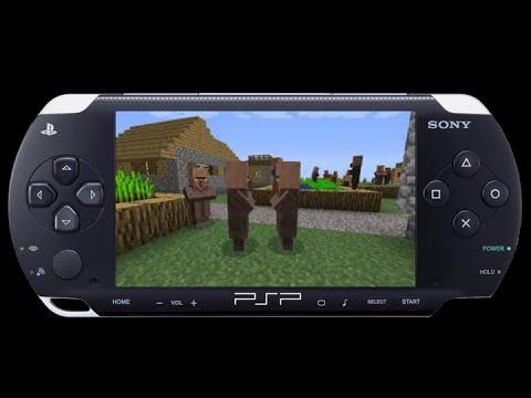 Lamecraft PSP Aldeanos Mod
