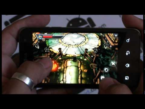 LG Optimus 2X. review y videoanalisis a fondo.