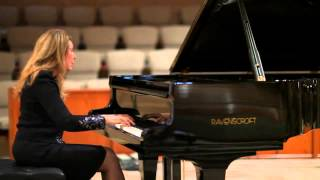 Ravenscroft Piano played by Donna Marie Hartley performing Chopin's Fantasie