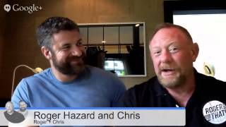 50 Shades of Greige? Yipes. We're embracing color with Chris & Roger Hazard