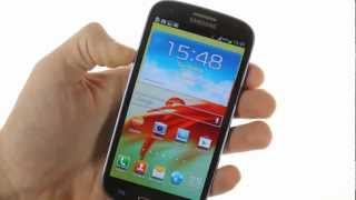 Samsung I9300 Galaxy S III hands-on