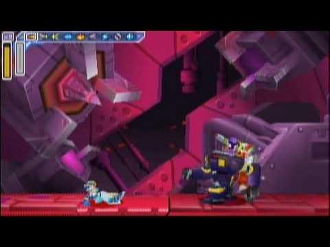 VGW: PSP - Mega Man: Maverick Hunter X Sigma Palace 3 (D-Rex)