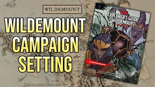 New D&D Setting: Explorer's Guide to Wildemount (Official Dungeons & Dragons Critical Role Book)