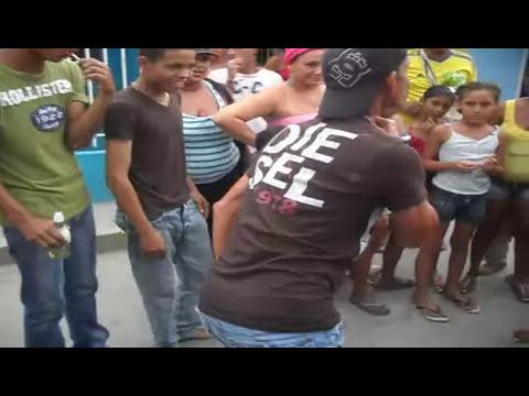CHAMPETEROS EN 20 DE JULIO SANTA MARTA