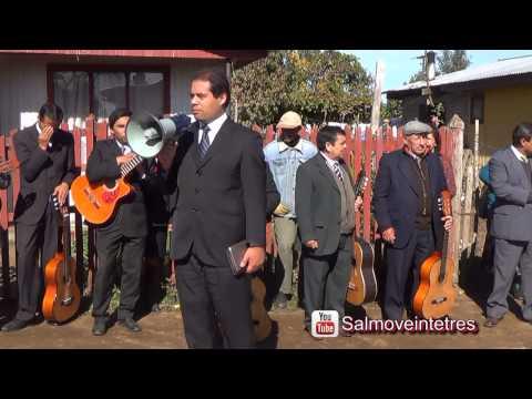 Punto de Predicación en Quiriquina (interior de chillan) Sábado en la mañana