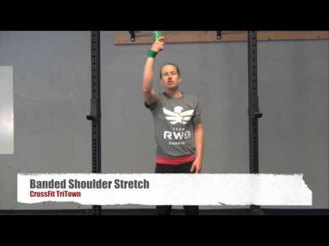 Shoulder Dislocations Band Banded Shoulder