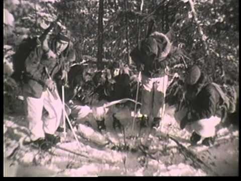 Sub-Arctic Winter Bivouacking (1955)
