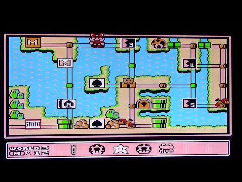 ROM Hack Showcase 010 - Super Mario Bros. 3 Item Slot