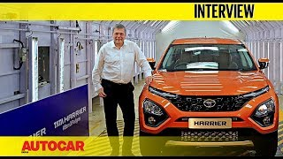 Guenter Butschek CEO & MD Tata Motors I Interview I Autocar India
