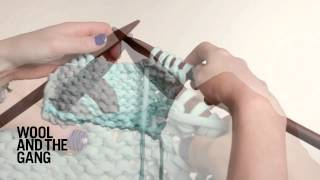 HOW TO KNIT: Casting Off and Casting Back On
