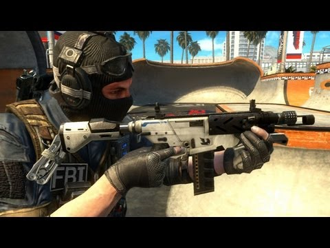 Revolution DLC Gameplay Trailer - Official Call of Duty: Black Ops 2 Video PS3