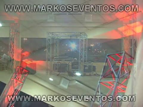 Matrimonio M Y P - Centro de convenciones javier prado REALIZADO POR MARKOS EVENTOS