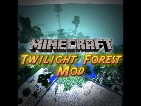 Minecraft Mods- Twilight Forest 1.5.2- Review and Tutorial