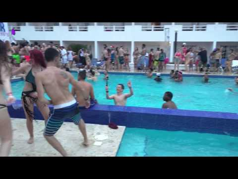 Dominican Pool Party Bachatu 2015 Pool Party in